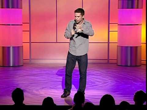 Michael Harrison- Comedy Now
