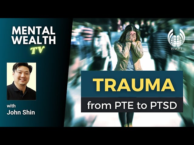 PTEs and PTSD - Learn About Potentially Traumatic Experiences - What They Are & How Common Are They?