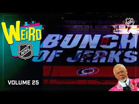 Weird NHL Vol. 25: Its a Celebration!