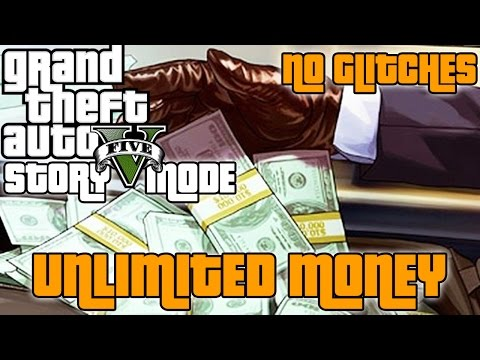 GTA V: How to make millions in Story Mode in less than 2 mins 100% legit!