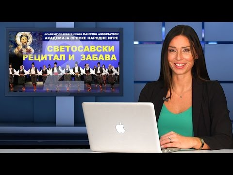 Serbian Toronto Television - Season 2 Episode 25 - Srpska Televizija Toronto