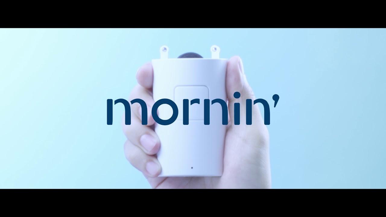 mornin' │ 智慧型窗簾自動開關器 - YouTube