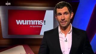 Wumms! Die Sportshow – Rückblick auf das Sportjahr 2014