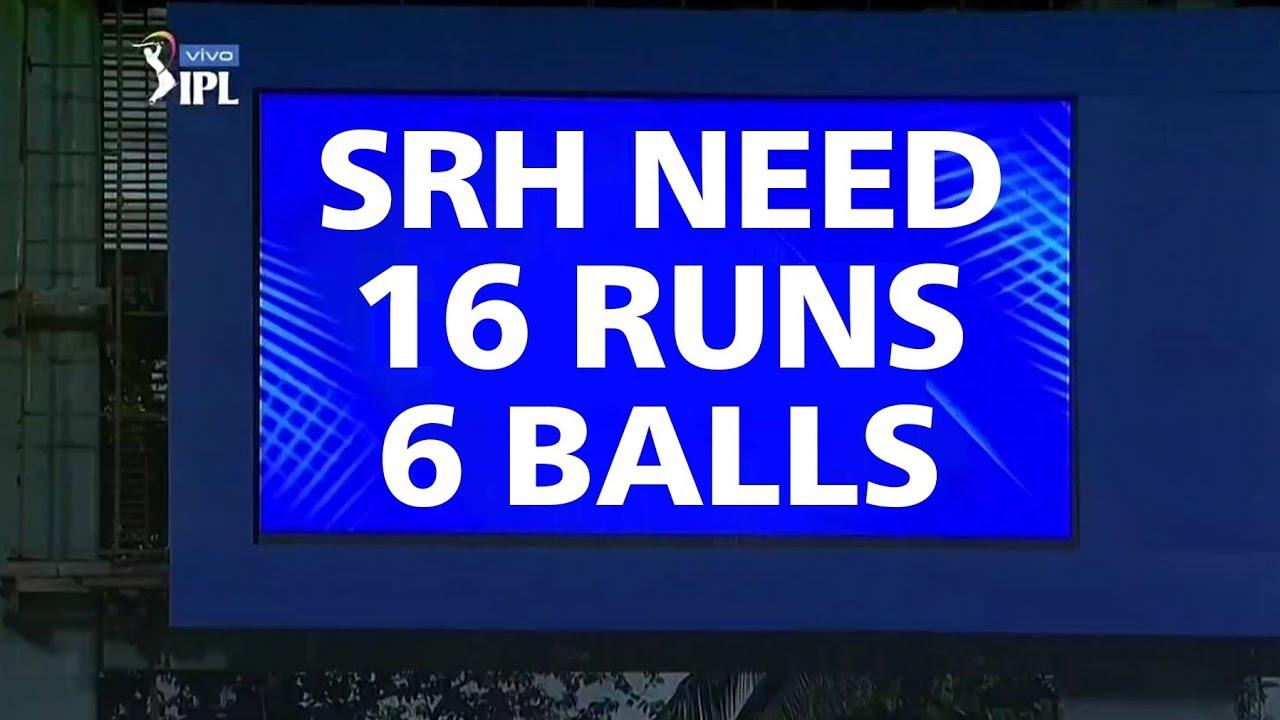 IPL का 9 वा मुकाबला मुंबई की टीम ने हैदराबाद को हराकर 13 रन से जीता