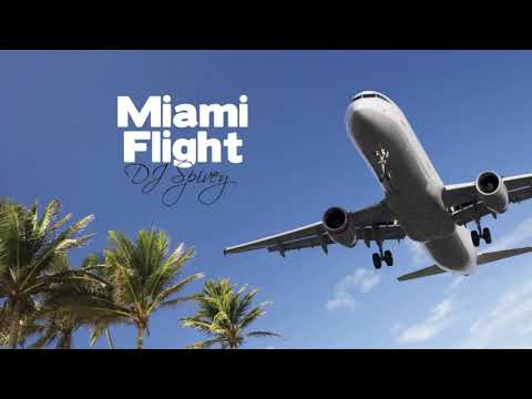"""""""Miami Flight"""" (A Soulful House Mix) by DJ Spivey"""