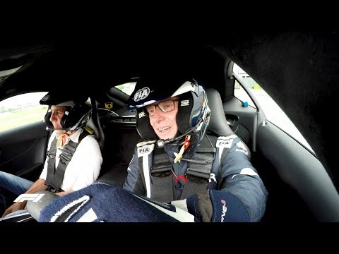 F1 Safety Car Driver Bernd Maylander | Hot Lap And Interview