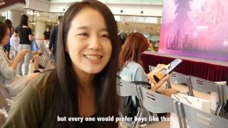 Speed Dating Program in Hong Kong 《非诚勿扰》香港海选