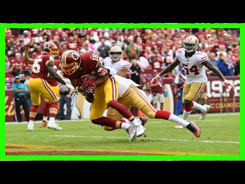 Redskins endure more injuries, but not a humiliating loss against winless 49ers
