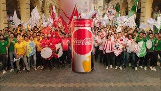 أعلان كوكاكولا لبطولة أمم أفريقيا - بالجول