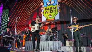 Nathaniel Rateliff & The Night Sweats - You Worry Me (Live at Farm Aid 2019)