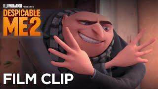 Despicable Me 2 - Clip: