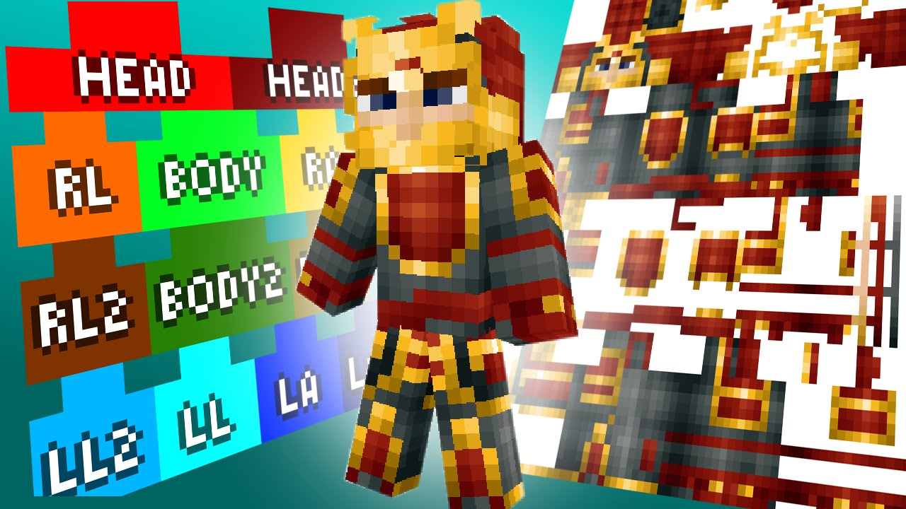 How To Convert New Minecraft Skins Back To And Older Skins - Skin para minecraft 1 11 2