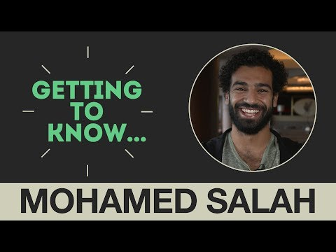 'I never lie!' | Getting to know... Mohamed Salah