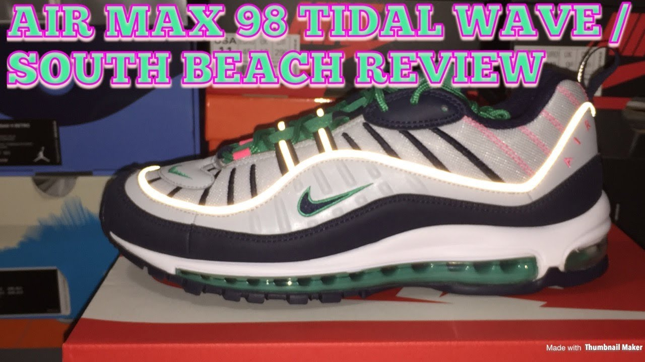 aaff8bf7273d23 Review   On Feet  Nike Air Max 98