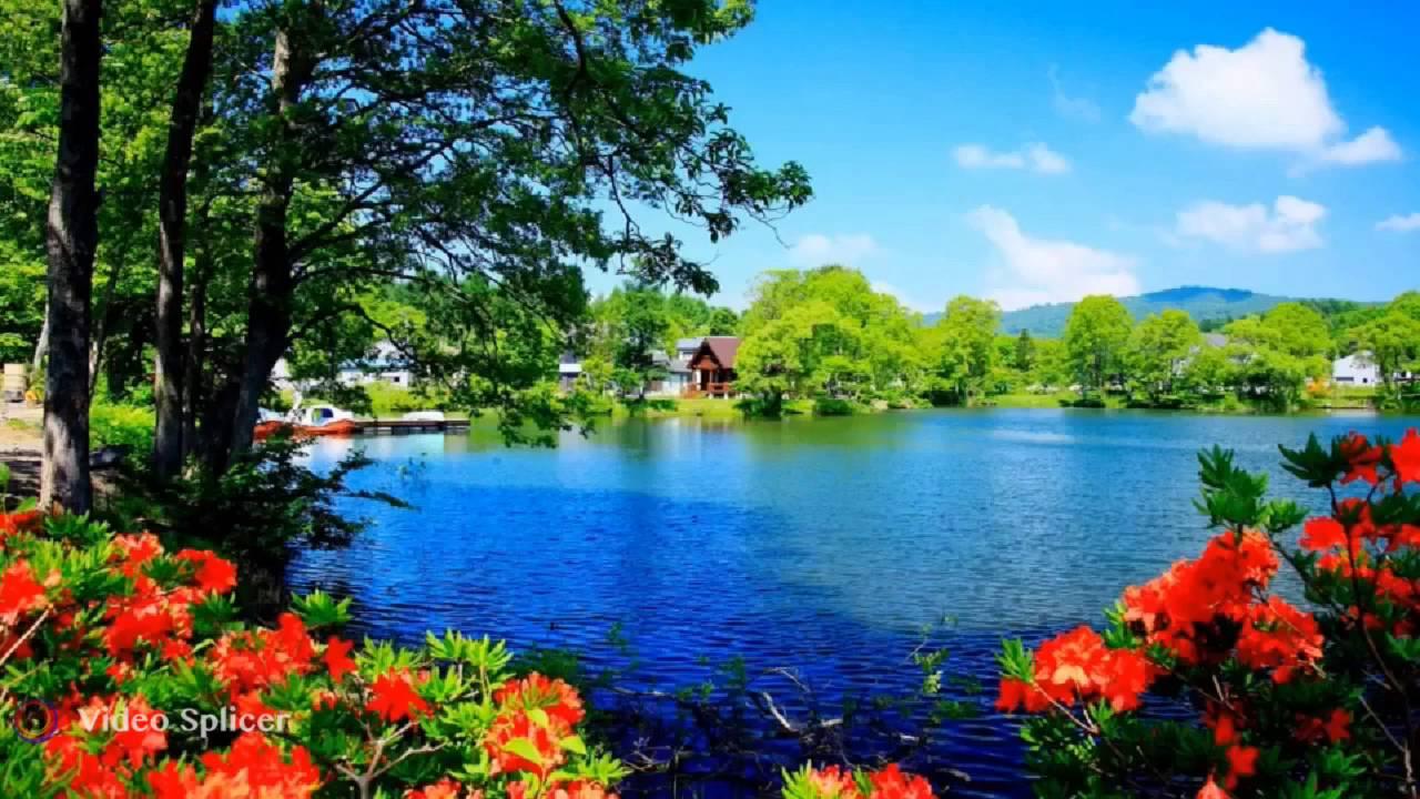 Paisajes Hermosos Naturales Youtube - Imagenes-de-paisajes