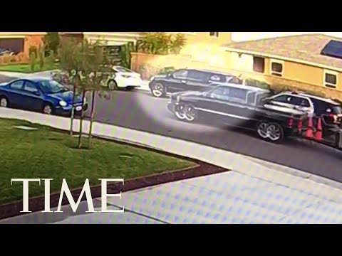 Arrest Footage Of Couple Accused In California 'House Of Horrors' | TIME