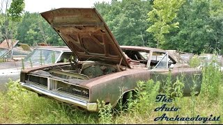 The Largest Mopar Junkyard in the World: Part 2