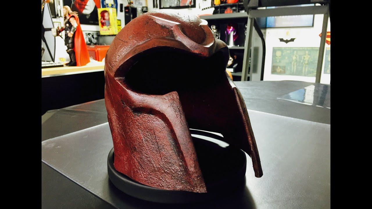 magneto helmet replica - photo #12