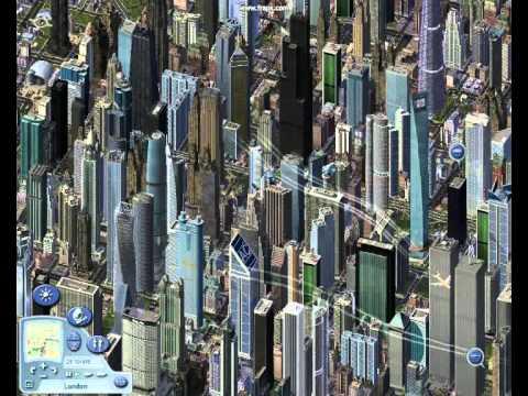 Simcity 4 World Financial Center