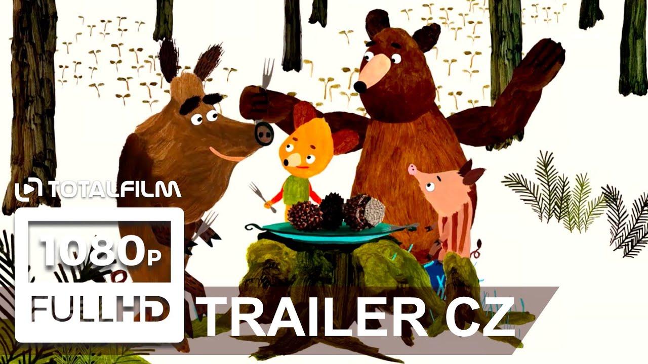 Mlsné medvědí příběhy (2020) HD trailer