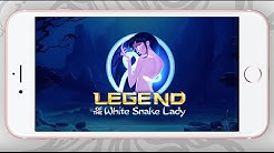 Legend of the White Snake Lady / Video Slot Mobile