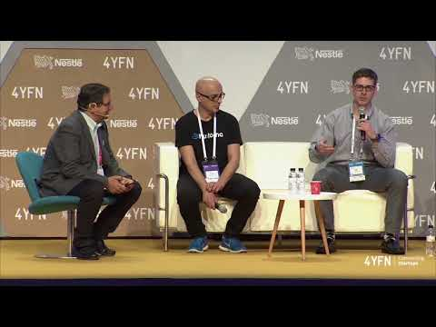 Panel | Business Challenges In Artificial Intelligence Startups [4YFN 2018]
