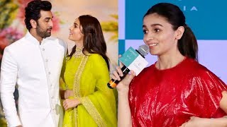 Alia Bhatt Finally CONFIRMS Dating Ranbir Kapoor In A Quirky Way