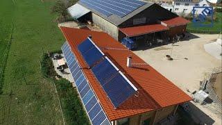 swd tv teil 15 20qm solaranlage mit flachdachaufstnderung nhe bodensee