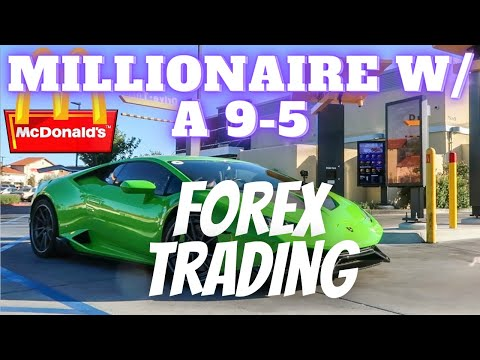 6-Figure Trader with a 9-5! #forex #forexstrategy