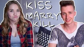 KISS MARRY KILL (Youtuber Edition) feat. McAndyVlog
