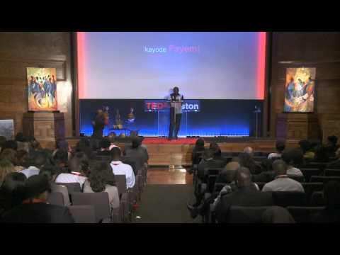 Dont be Afraid of Politics: Kayode Fayemi at TEDxEuston