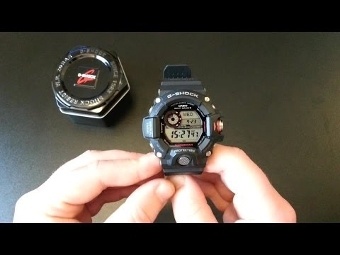 G-Shock GW-9400 RANGEMAN - Recenzja PL