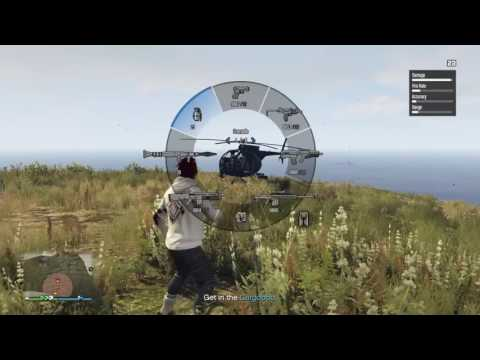 GTA 5 - Import/Export - Source Vehicle - Offshore south of Zancudo