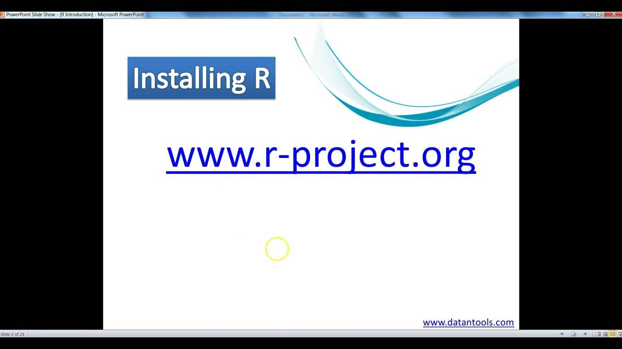 R and R Studio Introduction | R Programming Tutorial | R Studio