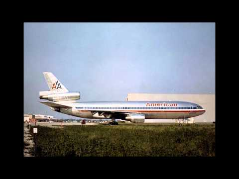 ATC - American 191 - [Engine detachment and Loss of control] 25 May 1979