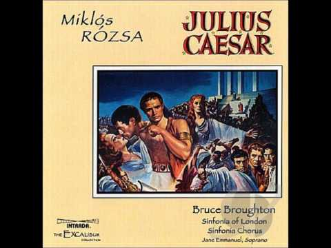 Julius Caesar Original Soundtrack 21 Finale