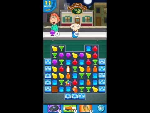 Family Guy Another Freakin Mobile Game Level 29 - NO BOOSTERS