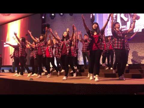 Choir NDC NCH2 - KuasaMu terlebih besar (NDC Worship)