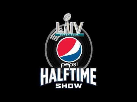 nfl halftime show 2020