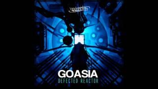 Goasia - Defected Reactor (Spacedock Records)