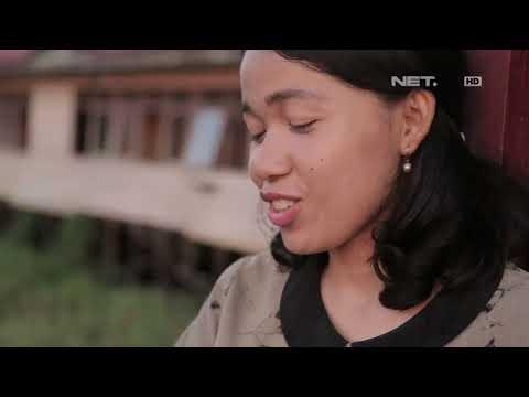 Begini Kehidupan Seorang Lulusan Universitas Jepang di Pedalaman Kalimantan