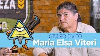 Castigo Divino Guayaco - María Elsa Viteri