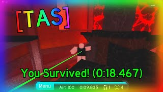 [TAS] Lava Tower in 0:18.467 | Flood Escape 2