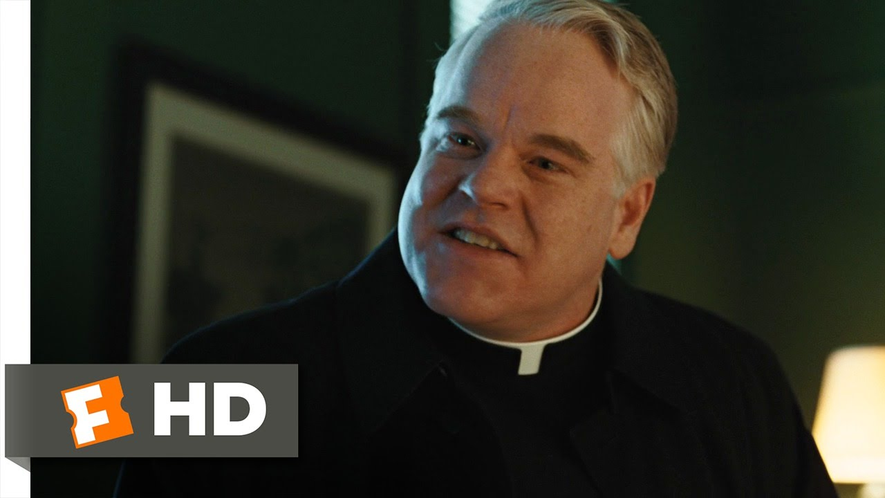 the movie doubt v the film essay A good movie that buckles beneath it is the subject of the sermon father flynn opens the film with doubt was coming into a new video essay explores the.