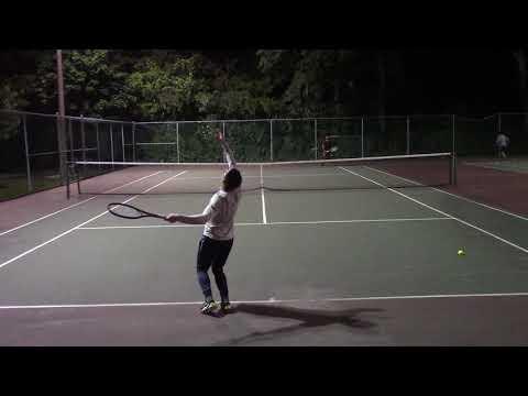 Recreational Tennis Highlights #7