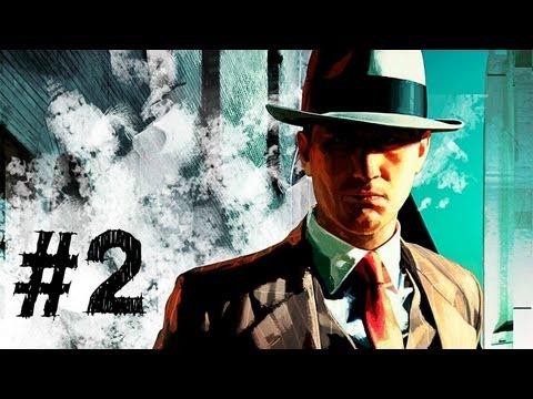 LA Noire Gameplay Walkthrough Part 2 - Buyer Beware