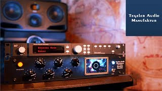 Raumzeitmaschine and Bricasti M7 Drums (no talking)