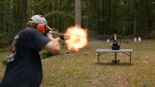 Repeat youtube video AR500 Armor vs Shotgun