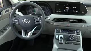 Большой Кроссовер От Hyundai Palisade 2020