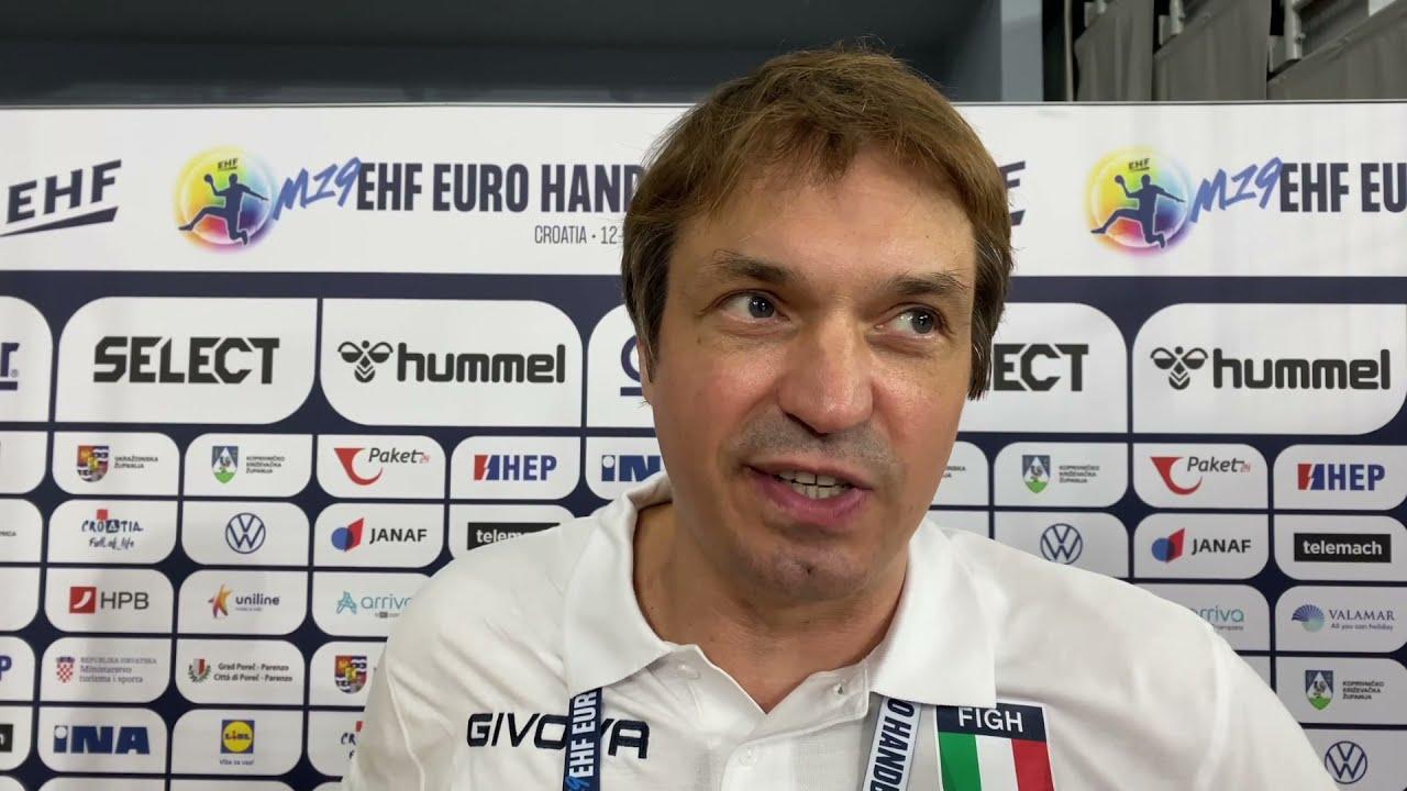 M19 EHF EURO: Italia - Serbia 28-26 | Il post-gara